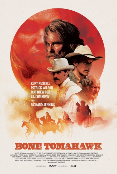 BONE TOMAHAWK - One Sheet